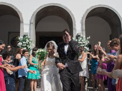 Ana + Miguel | Casamento em casa